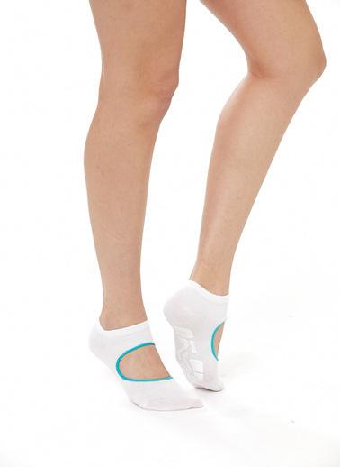 Katia & Bony Active Kadın Görünmez Çorap  Beyaz